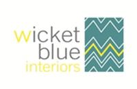Wicket Blue Interiors Logo