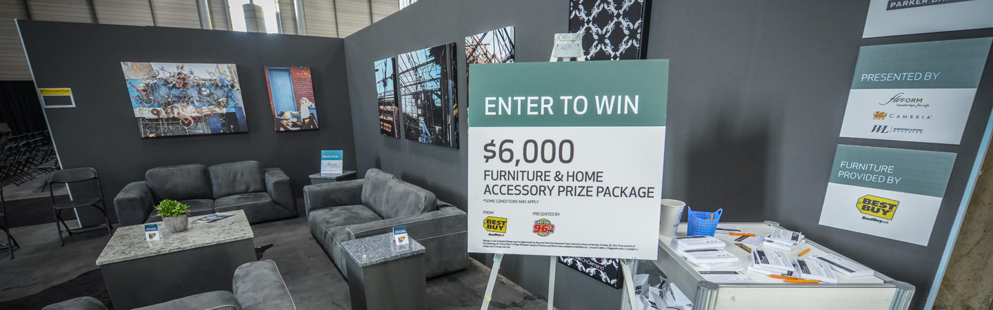 Home Improvement Sweepstakes 2020.Edmonton Renovation Show Contests Discounts