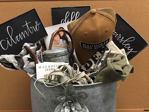 Chip & Joanna Gaines Book and items