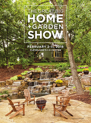 2018 Great Big Home and Garden Show Show Guide Cover