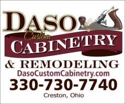 daso custom cabinetry remodeling