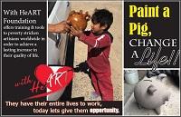 Paint a pig