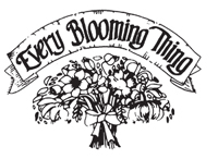 Every Blooming Thing Logo