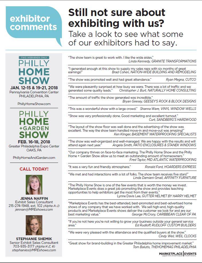 2017 PHS Testimonial Sheet