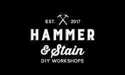 Hammer and Stain Biz Card Long Logo est 2017 (1) - Copy