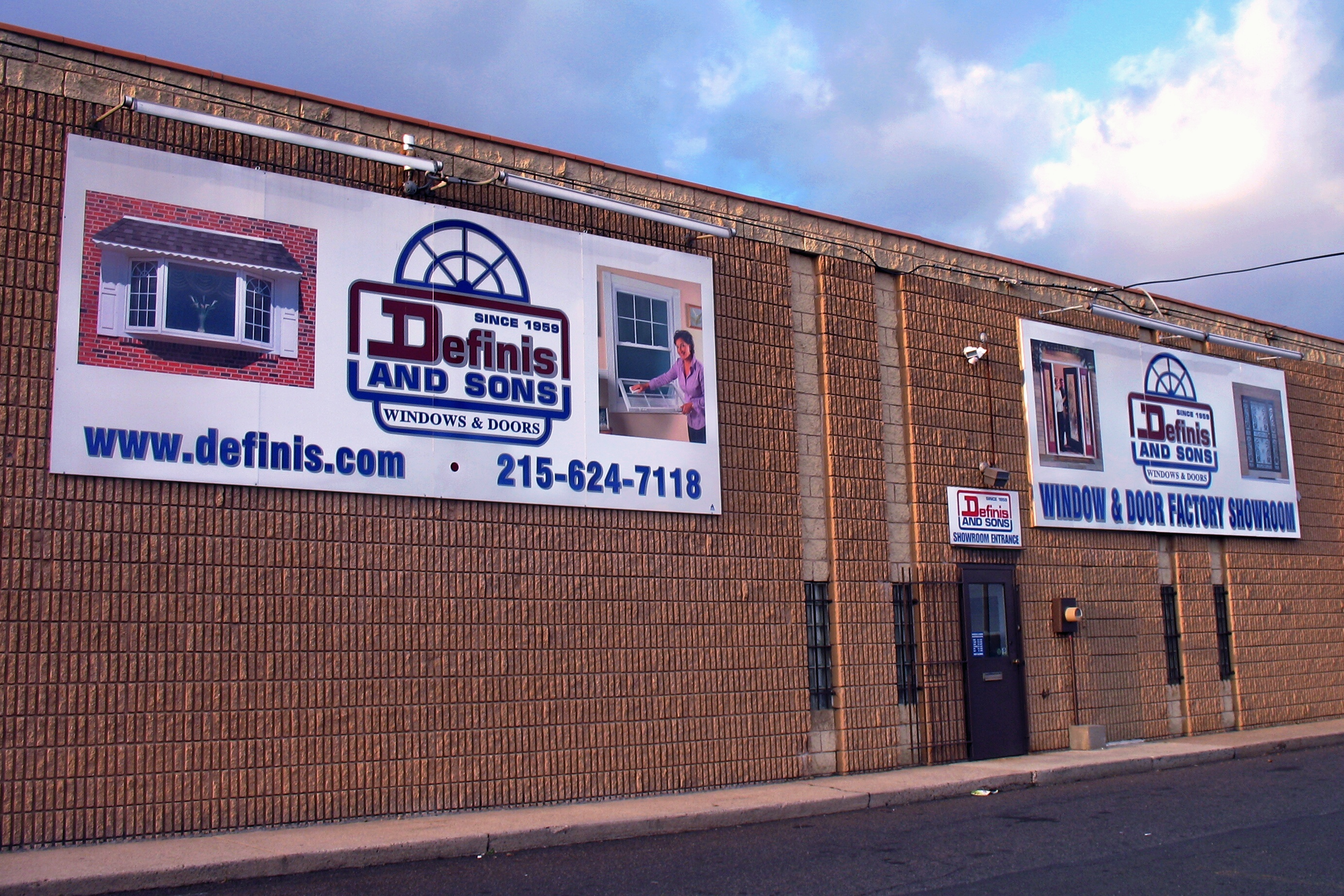 Definis And Sons Window And Door Company Inc