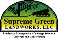 Supreme Green Landworks Logo