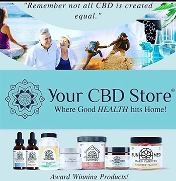 Your CBD Store Birmingham Hero image