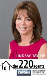 Lindsay Taylor Realtor Logo