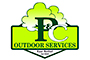 P&C Outdoor Services logo