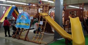 Rainbow Play playground