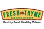 Fresh Thyme Farmer