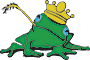 Pond King logo