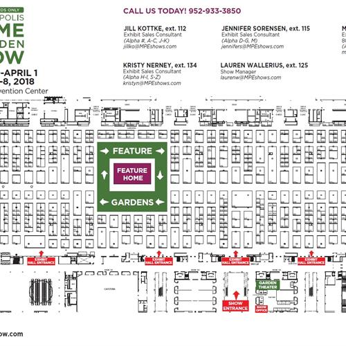 Parking For Minneapolis Home And Garden Show Best Idea