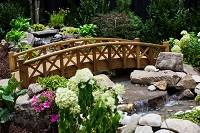 Lovely Feature Gardens