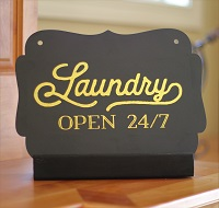 laundry for home show
