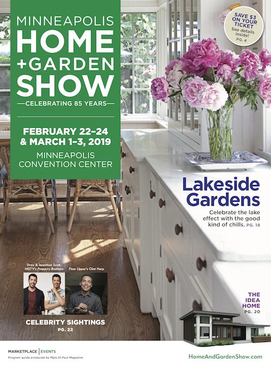 Minneapolis Home + Garden Show 2019