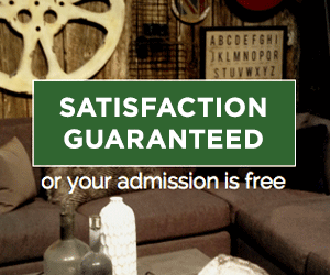 Satisfaction Guaranteed Button