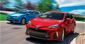 Toyota Test Drive