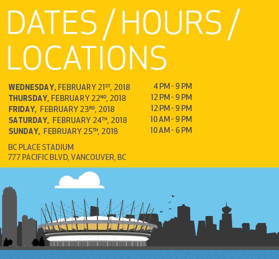 2018 BCHGS_Dates_hours_locationWebTile