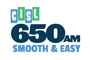 CISL 650 AM Smooth & Easy Logo