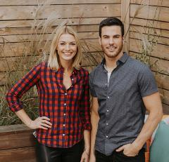 BRIAN & SARAH - BACKYARD BUILDS, HGTV