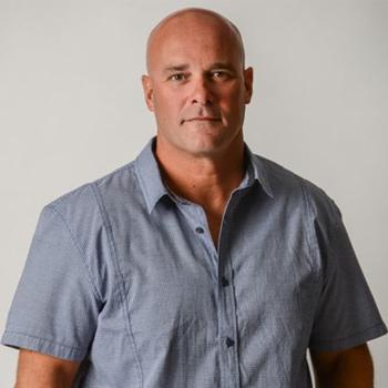 HGTV Canada Celebrity Contractor Bryan Baeumler