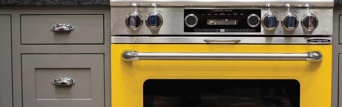 Yellow Stove