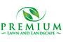 Premium Lawn & Landscape Logo