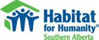 Habitat for Humanity of Southern Alberta Logo