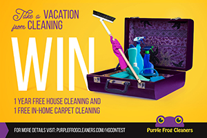 House Cleaning Sweepstakes