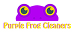 Purple Frog Cleaners