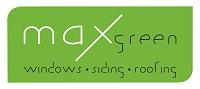MAXgreen Logo-Green BackgroundSM