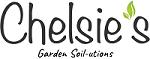Chelsie's Garden Soil-utions logo-sm150