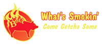 What's Smokin Logo