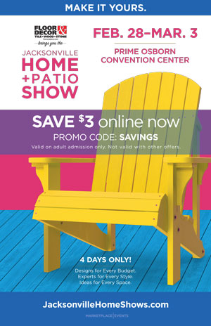 Jacksonville Home + Patio Show