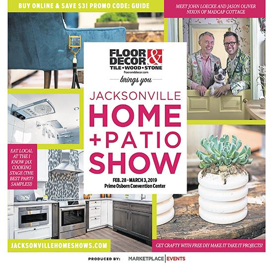 Jacksonville Home + Patio Show