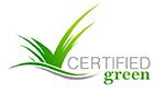 Certified Green logo