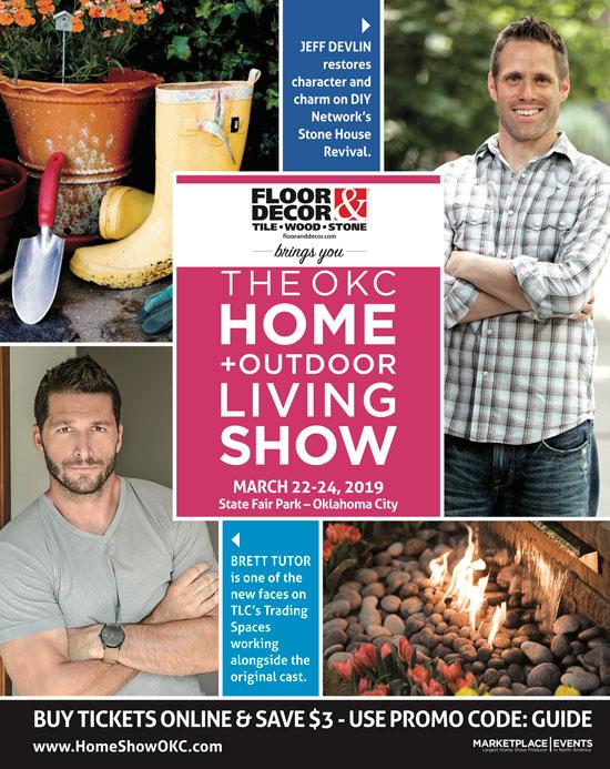 Show Guide For The Okc Home Outdoor Living Show