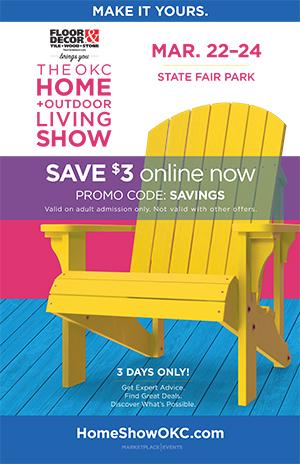 The OKC Home + Outdoor Living Show