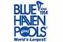 Blue Haven Pools Logo