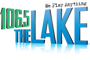 106.5 The Lake Logo