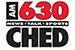 CHED 630 logo