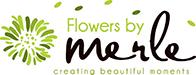 Flowers by Merle logo