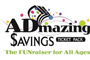 Ad Mazing Savings Logo