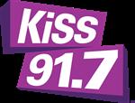 kiss FM logo