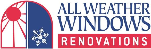 all weather window logo