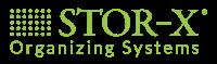 stor-x organizing systems logo