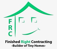 Finished Right Contracting logo- website