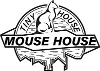 Mouse House Tiny House- Logo Website